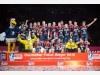 Le SG Flensburg Handwitt remporte la coupe DHB et présente son nouveau maillot ERIMA