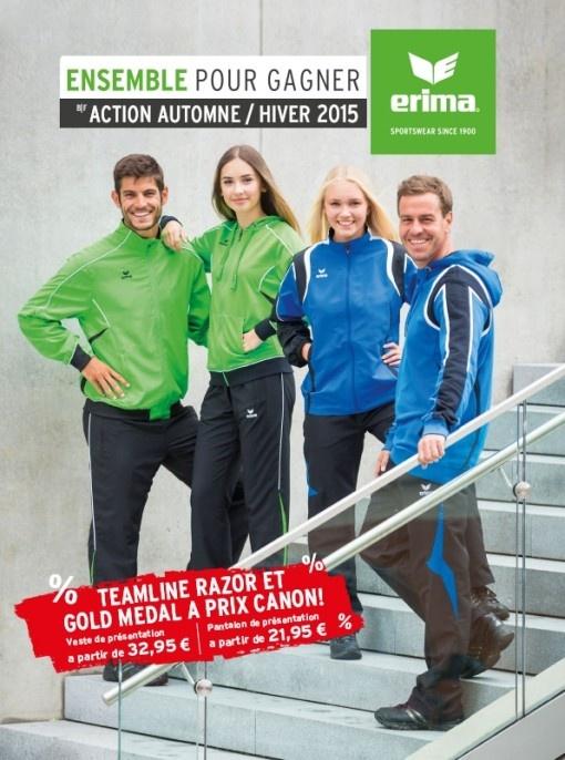 Action automne/hiver 2015: Prix canon jusqu'à épuisement des stocks!